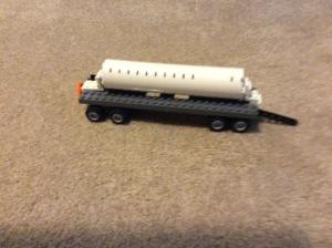 Lego Tanker Truck 2