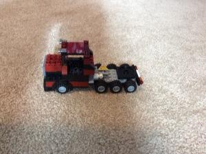 Lego Tanker Truck 3