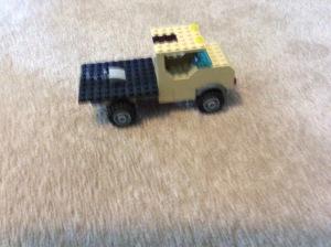 Lego camper truck