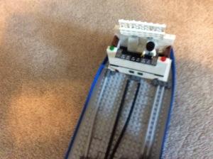 Lego oil tanker