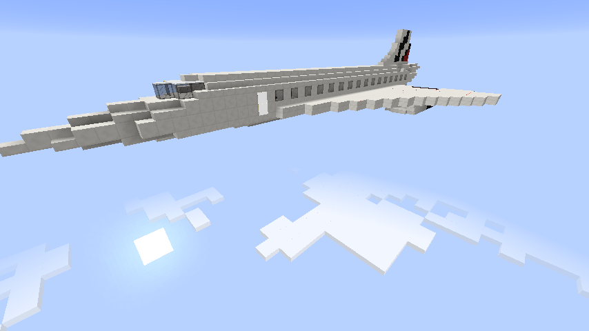 my concorde chase handcraft